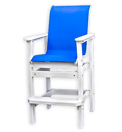 CAR_ _96-LBCC Sling Counter Chair/low back