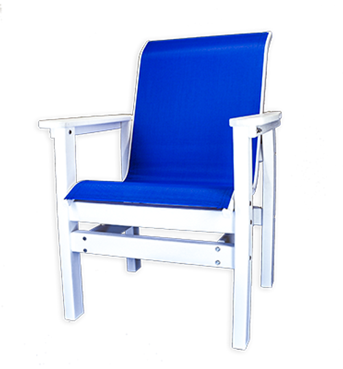 CAR_ _91-LBDC Sling Dining Chair/low back