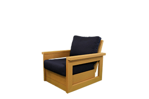 CAR_ _61MOD Modern Deep Seating Chair