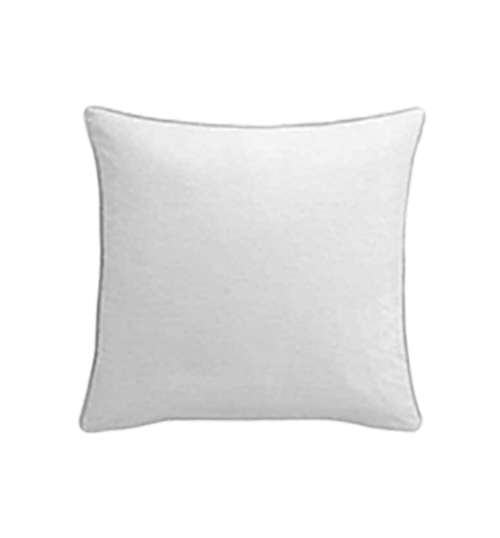 "CAR-P2A  18"" x 18"" Knife Edge Pillow"