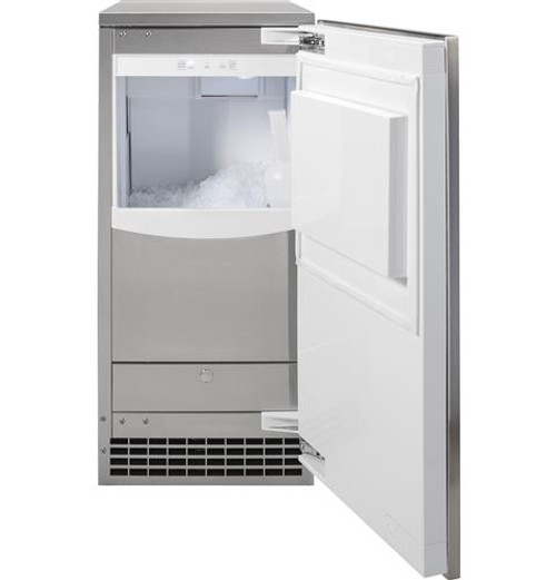 Ice Maker 15-Inch - Nugget Ice UNC15NJII