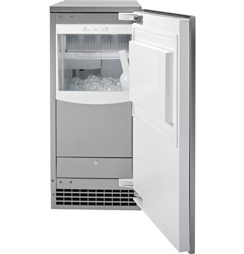 Ice Maker 15-Inch - Gourmet Clear Ice UCC15NJII