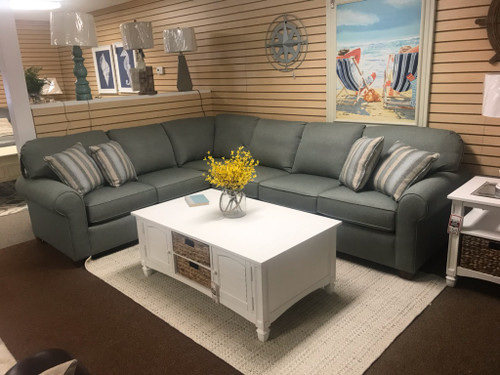 5535 Thornton Sectional - Revolution