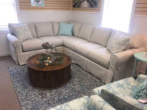 725 Outdura Slipcover Sectional