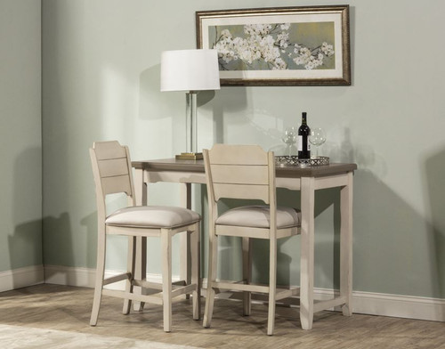 Clarion Counter Table & Stools