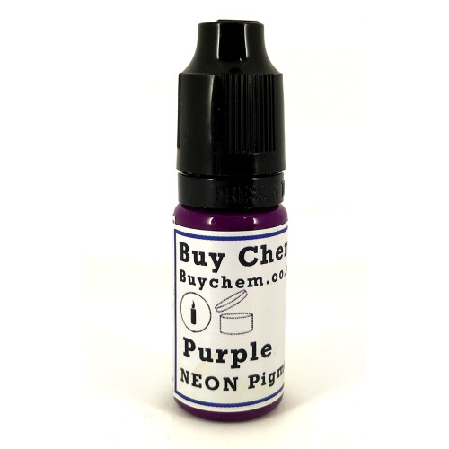 Neon Pigment 10ml Dropper PURPLE