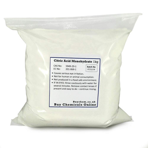 Citric Acid Monohydrate 1Kg