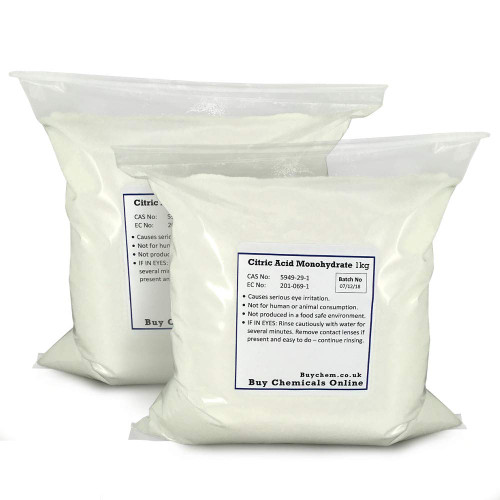 Citric Acid Monohydrate 2Kg