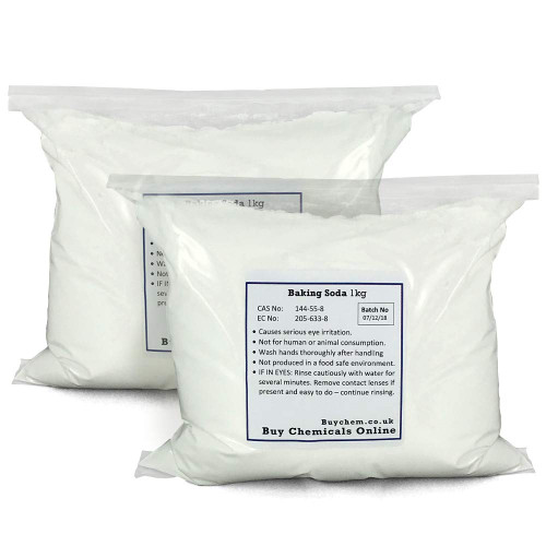 Sodium Bicarbonate (Baking Soda) 2Kg
