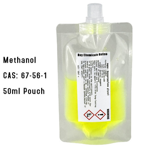 Methanol 50ml Eco Pouch