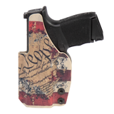 Inside-the-Waistband Holster Front Image - We the People Print
