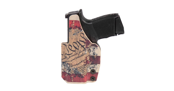 IWB holster - solid color