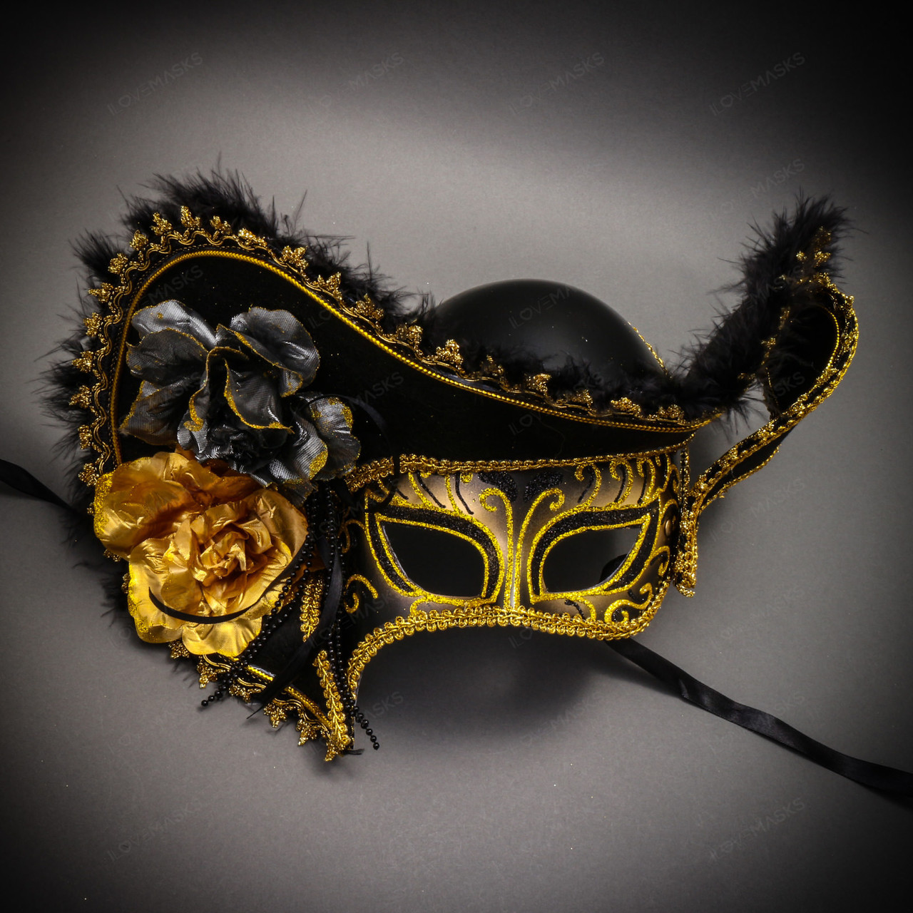 Face Mask Classic Venetian Masquerade Half for Party Costume Lovely Women//Men