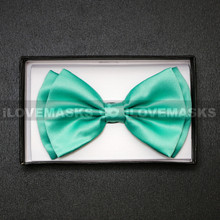 Bow Tie - Teal Green