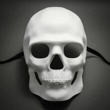 Day of the Dead Skull Full Face Halloween Masks - 1