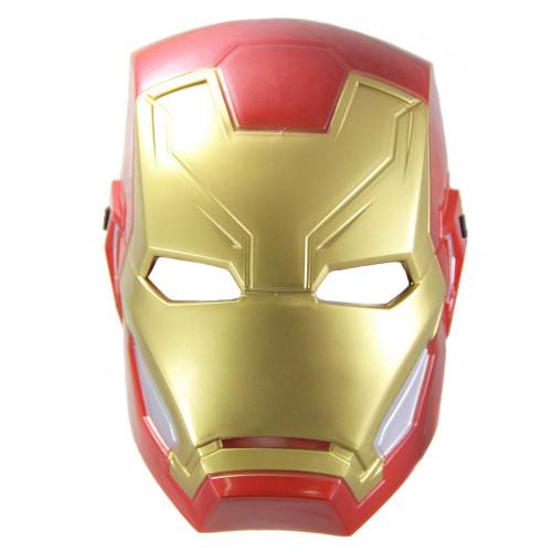 Captain America-Civil War Kid's Iron Man Half Mask