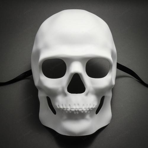 Day of the Dead Skull Full Face Halloween Masks - 1