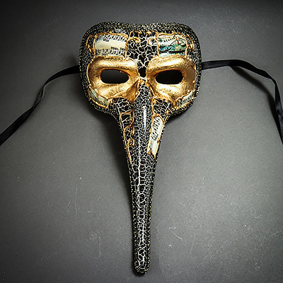Zanni Masks