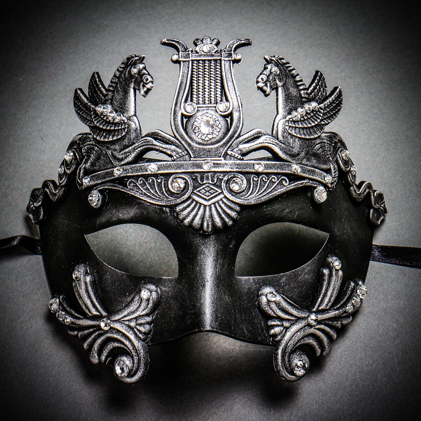 Pegasus Black Silver