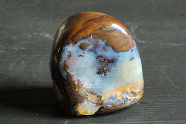 Unique Polished Boulder Opal Specimen