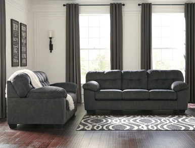 The Accrington Granite Sofa Amp Loveseat Available At Acf
