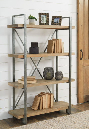 The Forestmin Brown Black Shelf Ashleyexpress Available