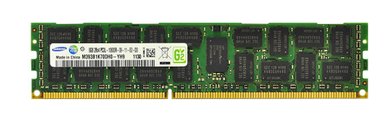 10 Pack - Samsung M393B1K70DH0-YH9 8GB PC3-10600 DDR3-1333MHz Memory Module