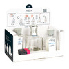 Essential Square Lamp Set with 180 ml (6.08 oz.) So Neutral and 180 ml (6.08 oz.) Ocean Breeze Fragr