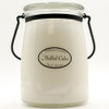 Mulled Cider 22 oz. Butter Jar by Milkhouse Candle Creamery