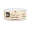 Vanilla Bean Petite WoodWick Candle