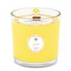 Seeking Balance 12 Oz Spa Candle Lemon & Bergamot Uplift Candle