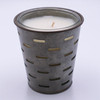 Pound Cake Olive Bucket Candle by Park Hill Collection
