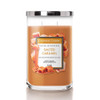 Salted Caramel 18 oz. Classic Cylinder Jar Colonial Candle