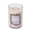 Mahogany & Sandalwood 11 oz. Classic Cylinder Jar Colonial Candle