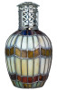 Earth & Olive Stained Glass Mosaic Scentier Fragrance Lamp