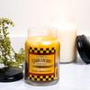 Bourbon Roasted Pecans 26 oz. Large Jar Candleberry Candle