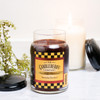Kentucky Bourbon 26 oz. Large Jar Candleberry Candle