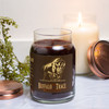 Buffalo Trace Kentucky Bourbon 26 oz. Large Jar Candleberry Candle
