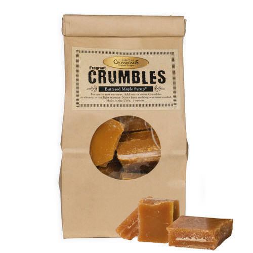Buttered Maple Syrup Crossroads Crumbles - 6 oz.
