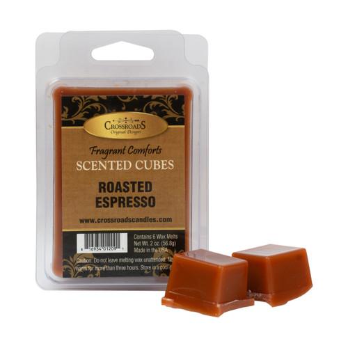 Roasted Espresso 2 oz. Crossroads Scented Cubes