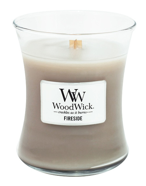 Fireside WoodWick Candle 10 oz.