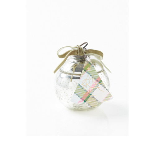 Seapines Small Ornament Candle by Mer-Sea