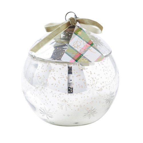 Seapines Extra Large Ornament Candle by Mer-Sea