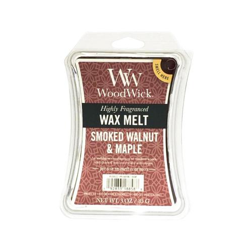 Smoked Walnut & Maple 3 oz. Hourglass Wax Melt by WoodWick