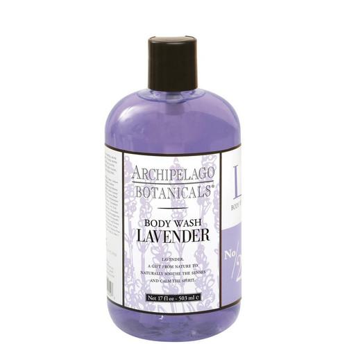 Lavender 17 oz. Body Wash by Archipelago