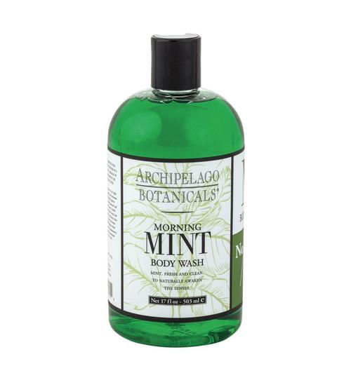 Morning Mint 17 oz. Body Wash by Archipelago