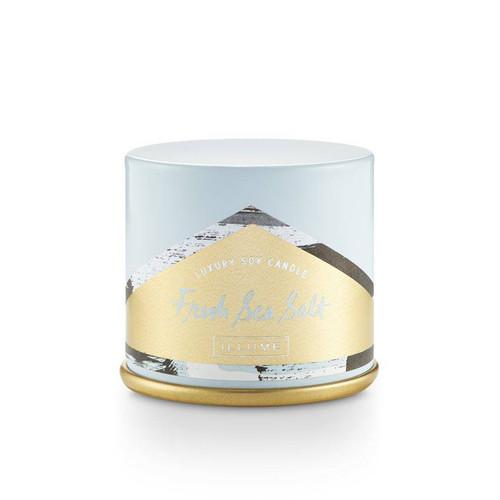 Fresh Sea Salt Vanity Tin Illume Candle