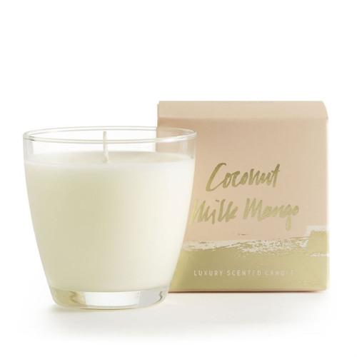 Coconut Milk Mango Demi Boxed Glass Illume Candle 1