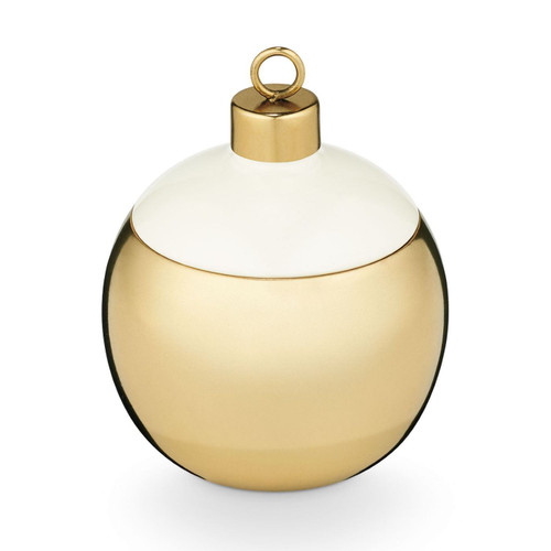 Winter Mint Metal Ornament Illume Candle