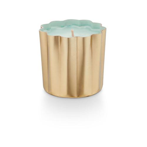 Sugared Blossom Mini Metal Illume Candle